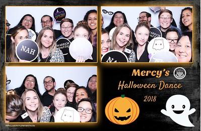 Mercy's Halloween Dance 2018