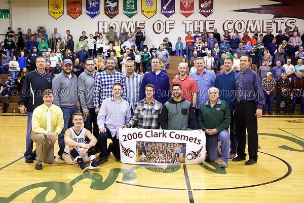 Clark Comets of 2006 Basketball