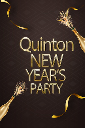 Quinton New Year's Eve ~ 12.31.2018