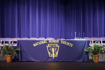 2019 PHS NHS Induction Ceremony