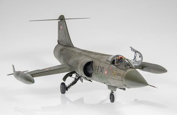 1/32 Italeri F-104G Starfighter