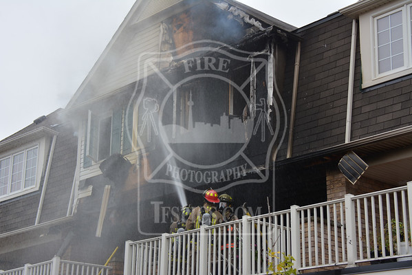 October 7, 2014 - 2nd Alarm - 214 Mountain Lion Trl.