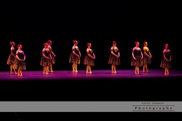 Teen Ballet - Slavonic Dances