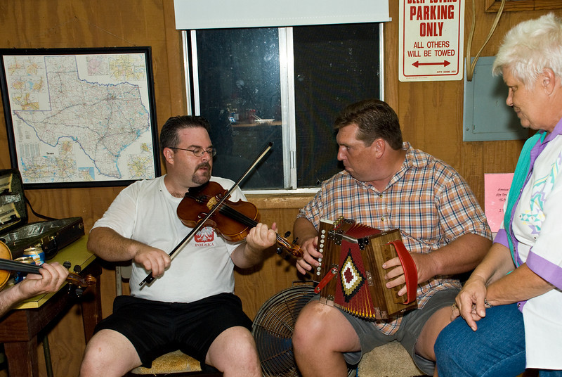 Mazurkiewicz Rehearsal In Chappell Hill