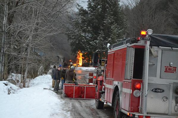 Pomfret Fire, Sugar House