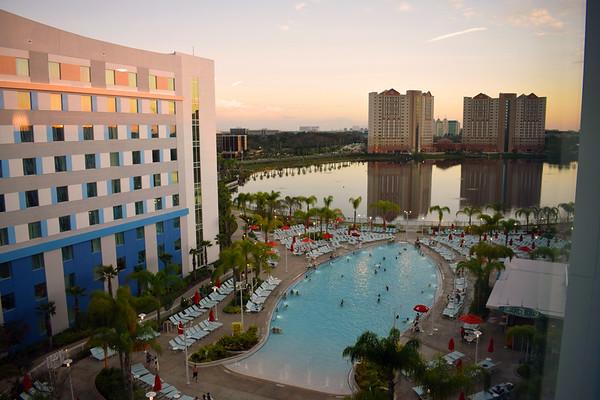 Endless Summer Resort Universal Orlando