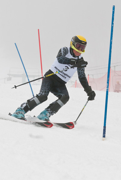 Bunny Bertram Ski Race, Masters