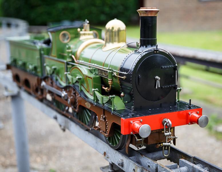 175th Anniversary Haywards Heath Station - Beech Hurst Victorian Rail shoot