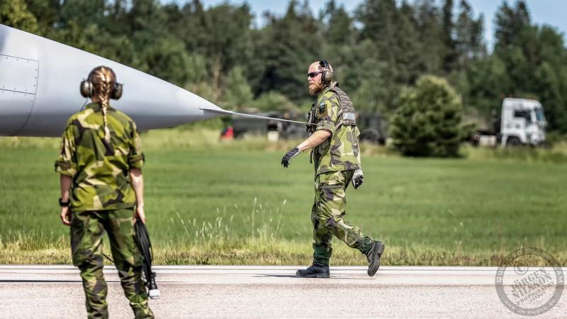 Aircraft technicians