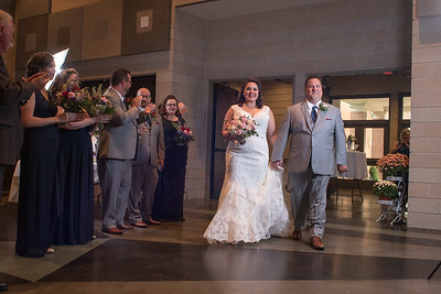 Sacchinelli-Wright wedding/reception