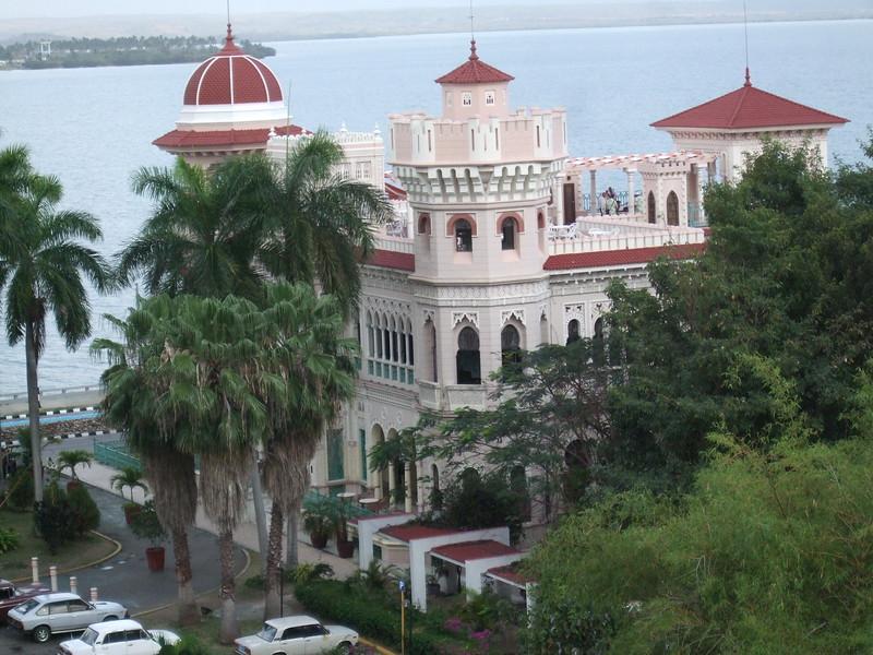 House in Cienfuegos - Sandy Kirkpatrick