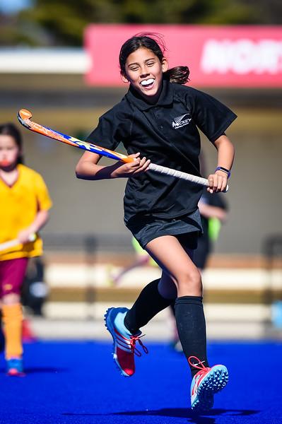 Central Otago Black Year 5 & 6 Girls Rep Team Vs North Otago Year 5 & 6 Rep Team