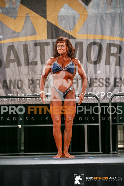 Womens Physique Finals