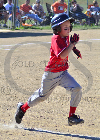 Symmes Valley vs West 7-8 Allstars 6-26-2012