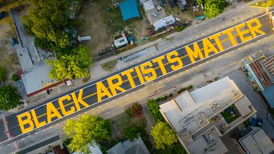 Black Artists Matter