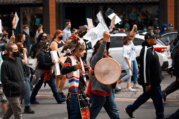 Spokane Protest