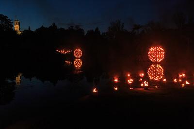 2018-10 Fire Garden