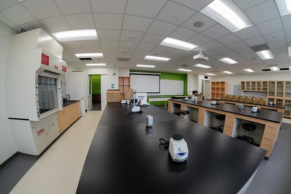 Chemistry Biology Building June 2018