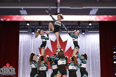 Cheer Sport  River Sharks - Junior Small 3