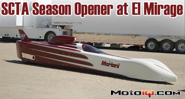 SCTA Season Opener at El Mirage