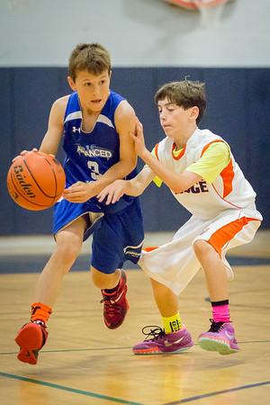 AAU (5th Grade) | Advanced Hoops | Spring 2015