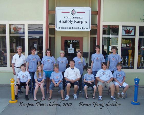 Jacob chess camp 2012