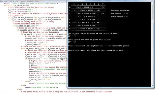 Python Screenshots