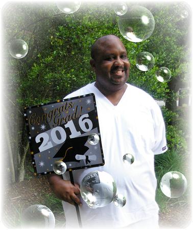 "Clarence M. Allen  ""Graduation Day"""