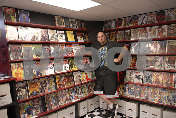 Fiction Addiction Comics & Toys Opens in Erwin - September 2013