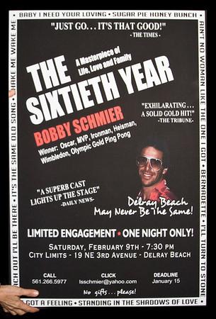 February 9th, 2008 Bobby Schmier 60th Birthday Celebration