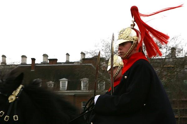 London JAN 2008