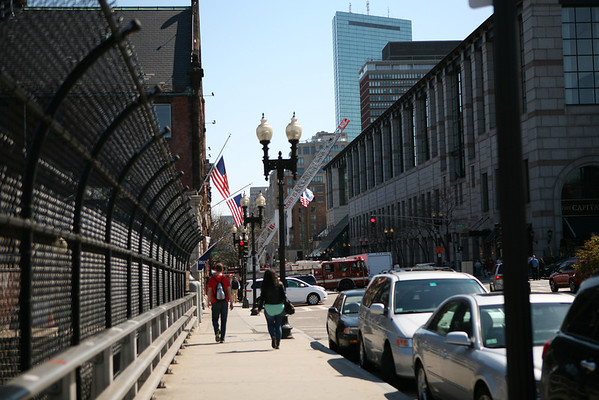 Boylston Street Boston 04/28/2013