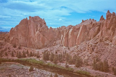 Smith Rock with an Olympus Infinity - 2021/05/23