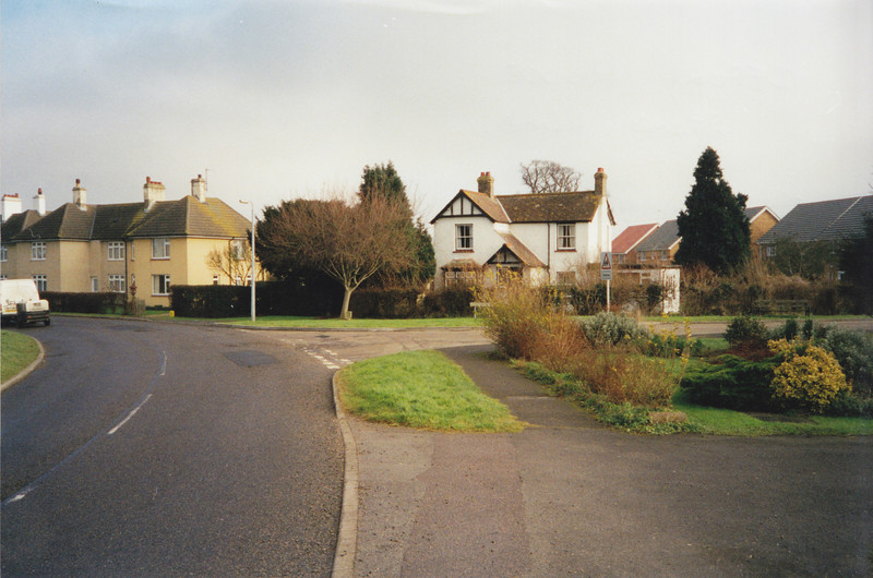 Offord House, Stow Road, Spaldwick. Photo provided by E.A. Adams