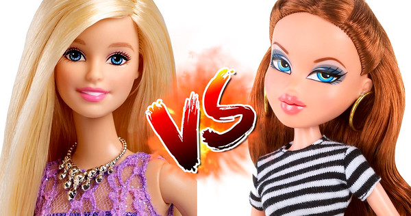 El principio que utilizó Bratz para superar a Barbie