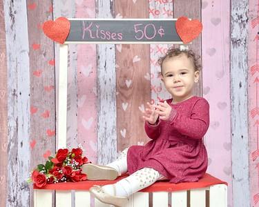 Olivia Valentine's Day 2020