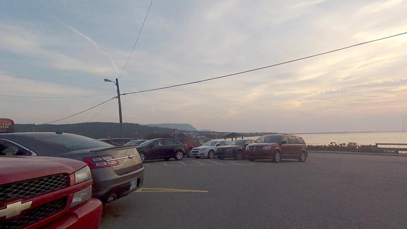 Twilight in Newfoundland
