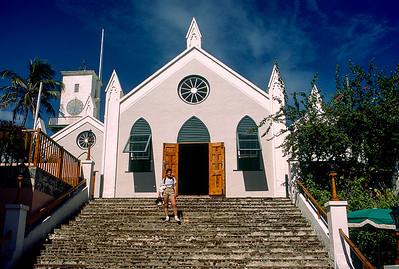 Bermuda - 1985 & 1986