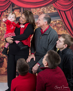 Cernosek Family Shoot Christmas 2016