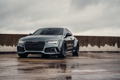AG Luxury - Santiago's RS7