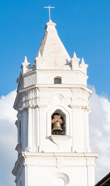 Catedral Metropolitana (adorned with pearl oyster shells)