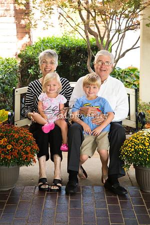 Greens Grandparents  Brunch 2015