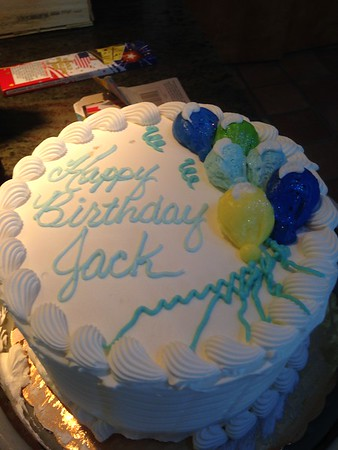 Jack's 12th Birthday