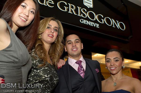 The Art of Jewelry at de Grisogono, Las Vegas