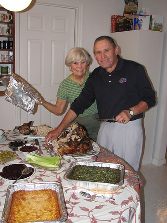 Thanksgiving Orlando 2008