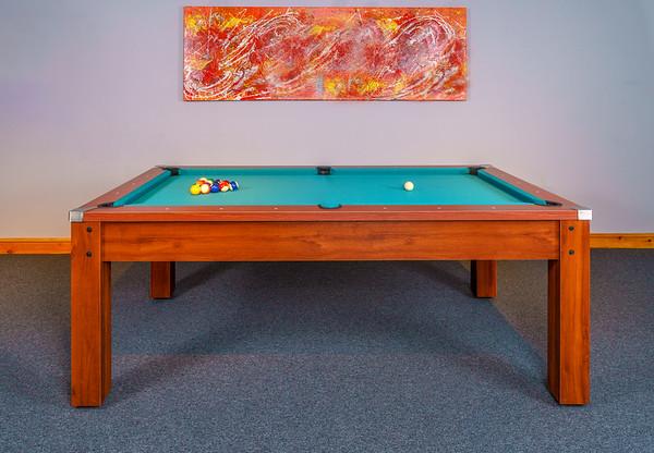 Pool tables - Nov-18