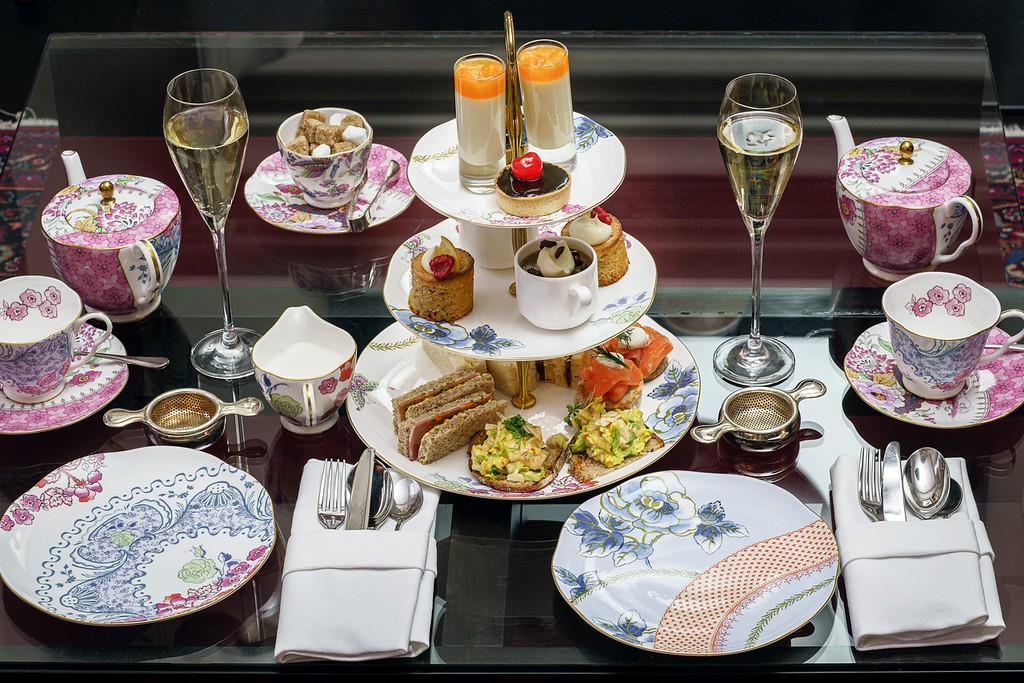 English / British Vegan afternoon tea recipes - Afternoon tea vs high tea