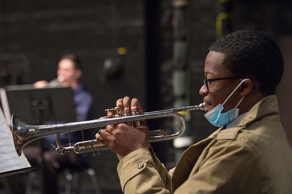 10/13/20 Jazz Ensemble Class Rehearsal