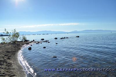 XTERRA Tahoe City 2013 Swim