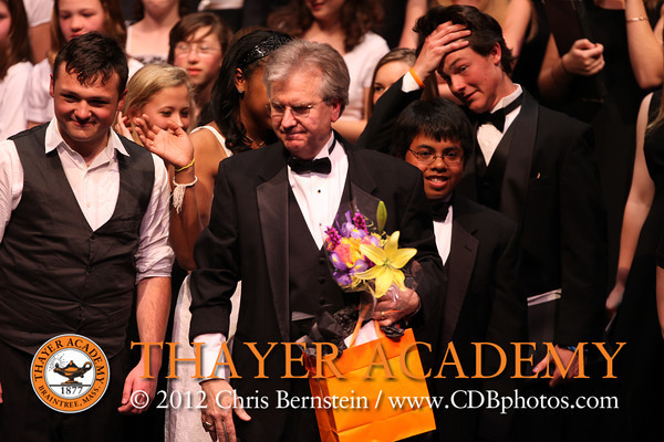 Thayer Choral Concert 4/27/10